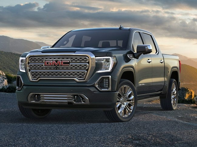 2019 GMC Sierra 1500 Base Truck Crew Cab in Billings, MT