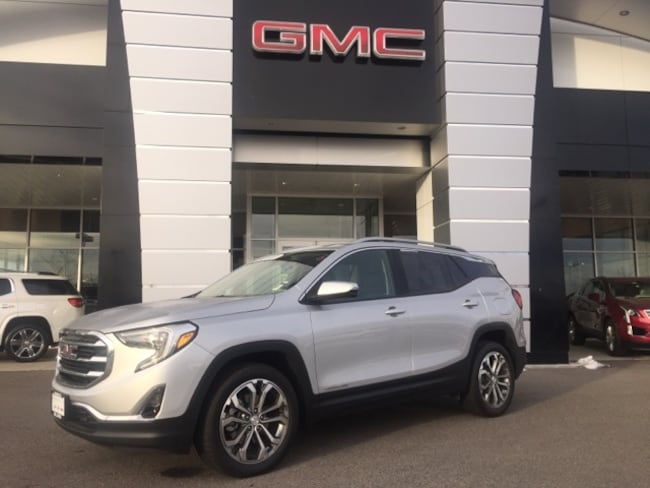 Pre-Owned 2018 GMC Terrain SLT SUV for sale in Billings, MT