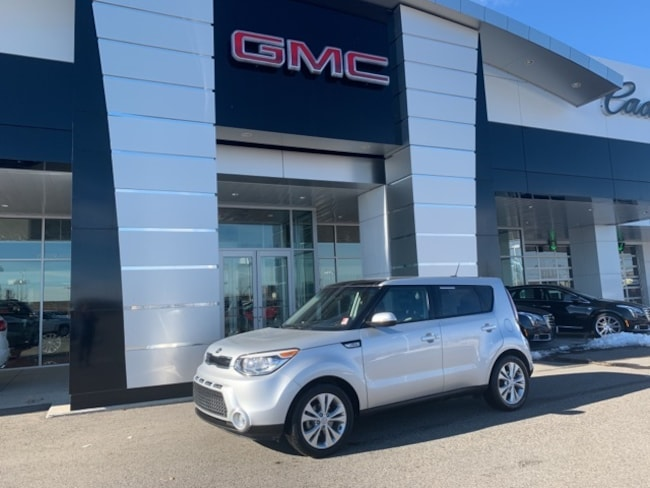 Used 2016 Kia Soul ! FWD Hatchback in Billings
