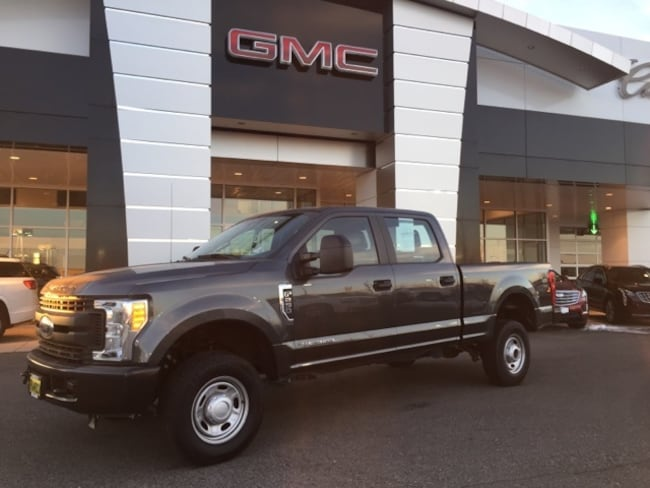 Pre-Owned 2017 Ford F-250 Truck Crew Cab for sale in Billings, MT