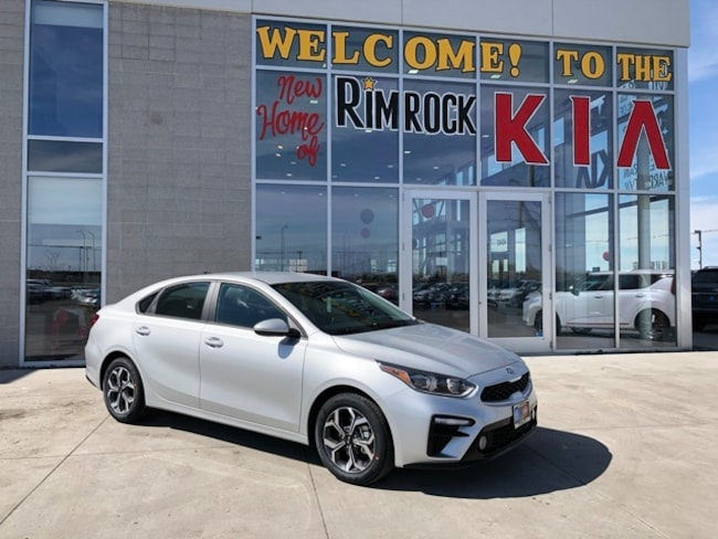 New 2019 Kia Forte LXS Sedan for Sale in Billings MT
