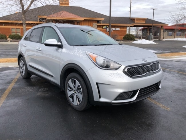 New 2019 Kia Niro LX SUV for Sale in Billings MT