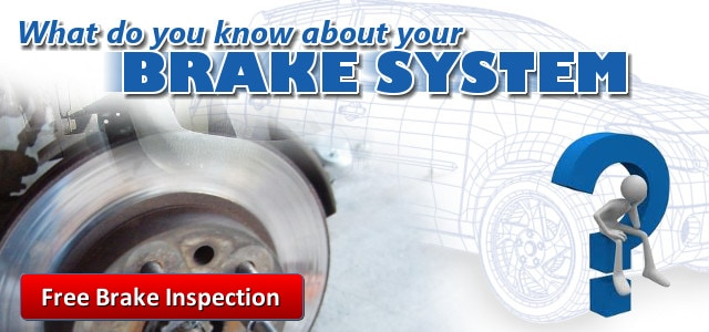 brake service in Billings, Montana