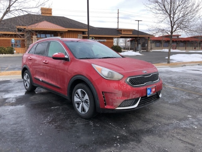 New 2019 Kia Niro LX SUV in Billings