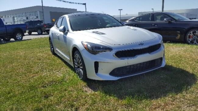 New 2018 Kia Stinger Premium Sedan for Sale in Billings MT