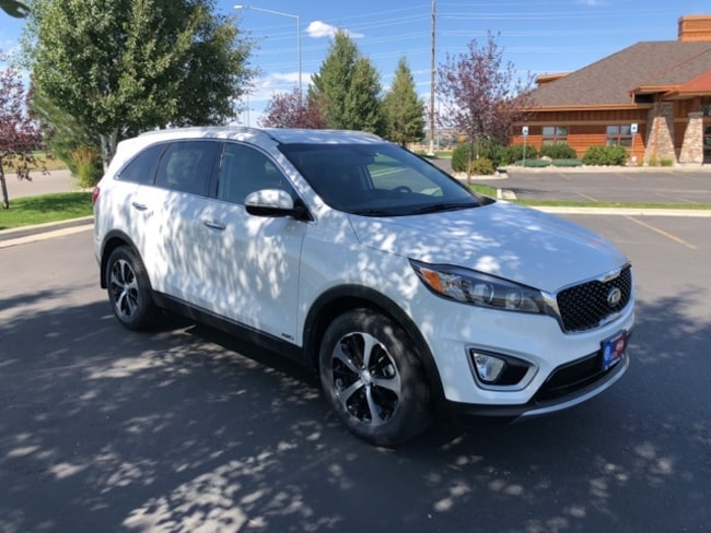 New 2018 Kia Sorento 2.0T EX SUV for Sale in Billings MT