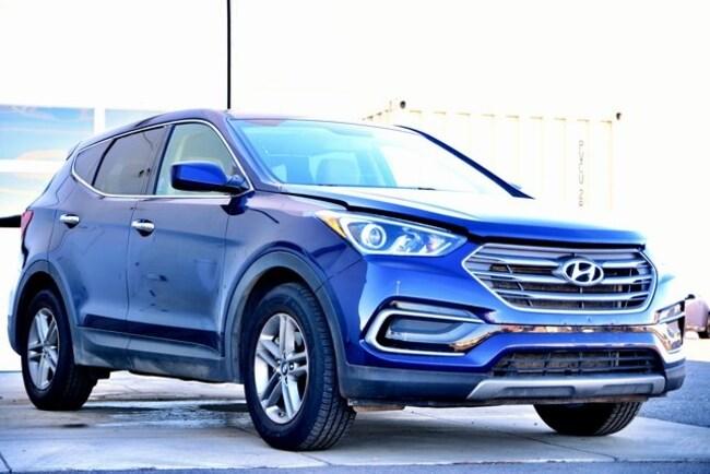 Pre-Owned 2017 Hyundai Santa Fe Sport 2.4 Base SUV for sale in Billings, MT