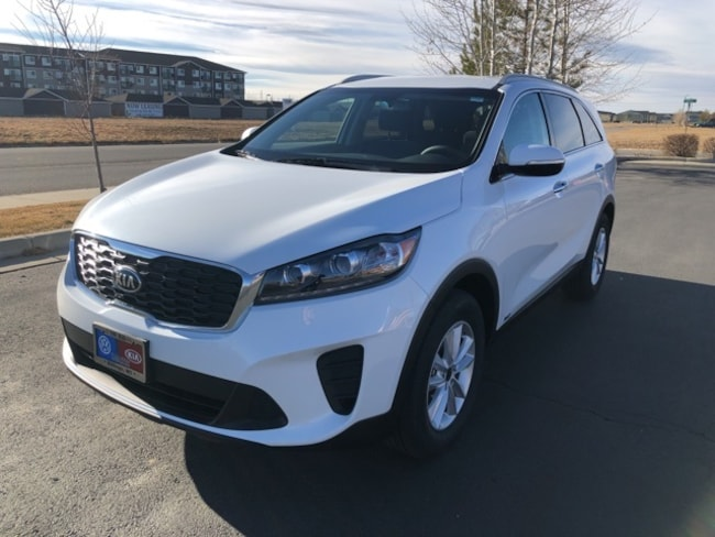 New 2019 Kia Sorento 2.4L LX SUV in Billings