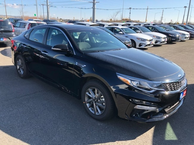 New 2019 Kia Optima LX Sedan for Sale in Billings MT