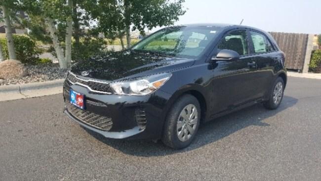 New 2018 Kia Rio Hatchback in Billings