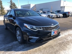 New 2019 Kia Optima LX Sedan for Sale in Billings MT