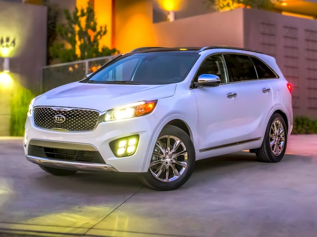 Used 2017 Kia Sorento LX SUV in Billings