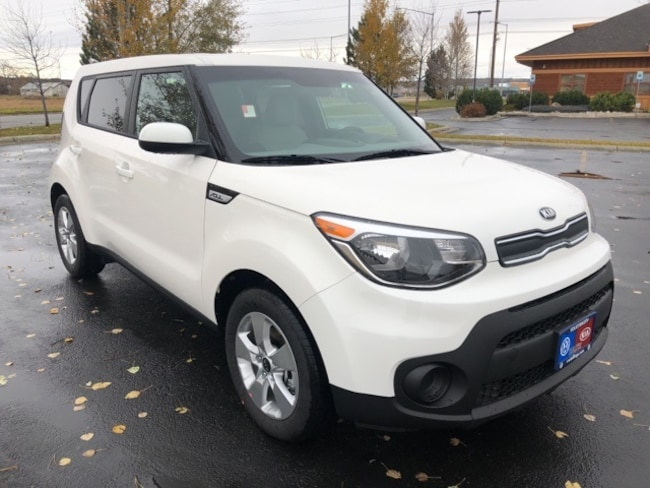 New 2019 Kia Soul Base Hatchback for Sale in Billings MT