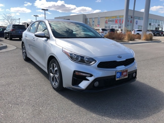 New 2019 Kia Forte Sedan for Sale in Billings MT