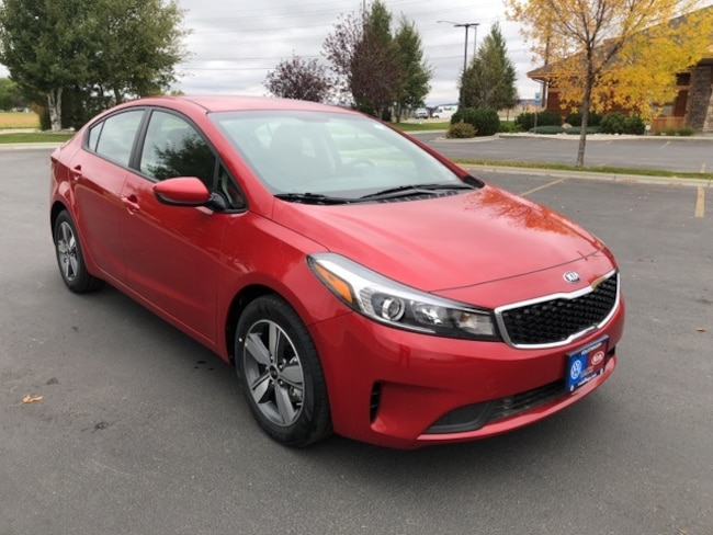 New 2018 Kia Forte S Sedan for Sale in Billings MT