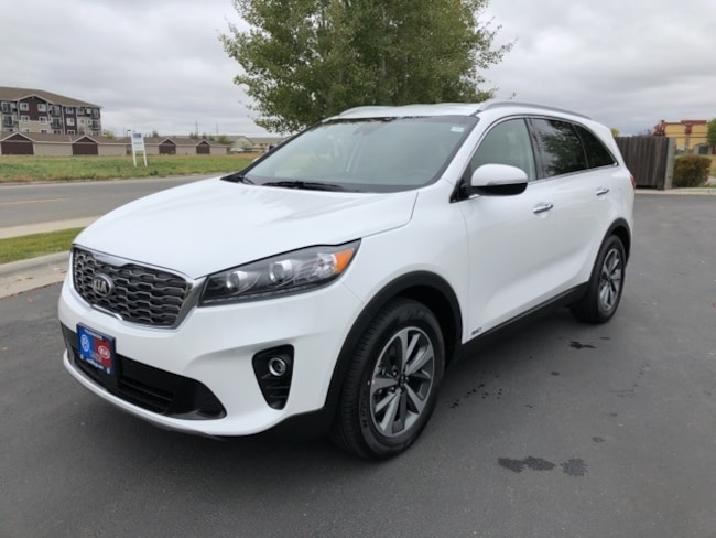 New 2019 Kia Sorento For Sale A19009 Billings Mt Near Laurel