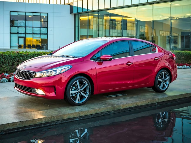 New 2018 Kia Forte LX Sedan in Billings