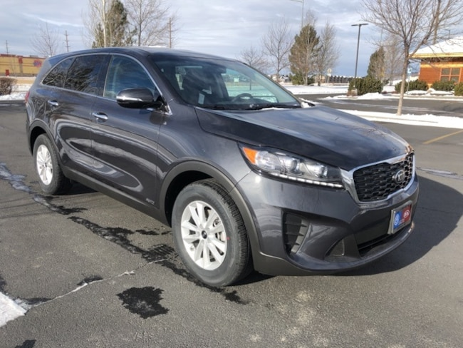 New 2019 Kia Sorento 3.3L LX SUV for Sale in Billings MT
