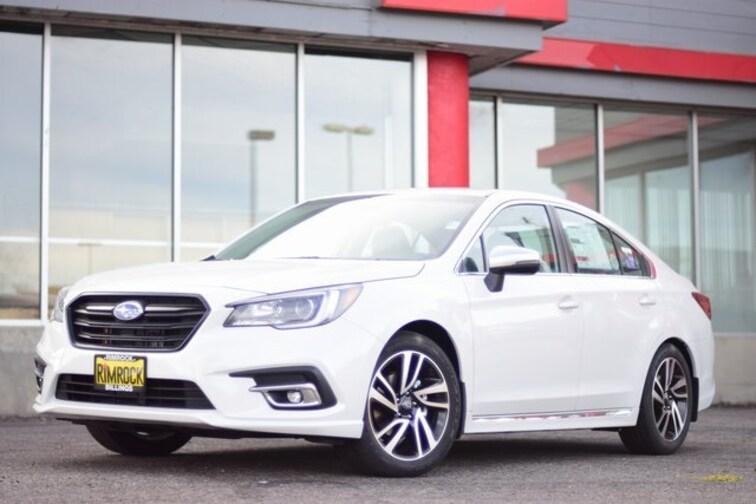 New 2019 Subaru Legacy 2.5i Sport Sedan T19281 in Billings MT