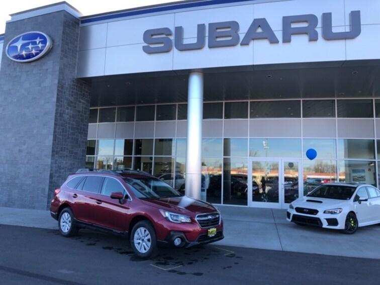 New 2019 Subaru Outback 2.5i Premium SUV T19402 in Billings MT