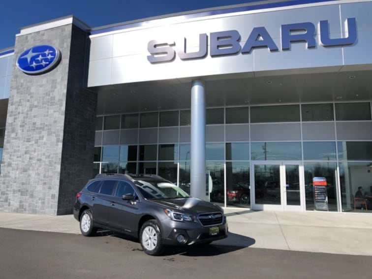 New 2019 Subaru Outback 2.5i Premium SUV T19491 in Billings MT