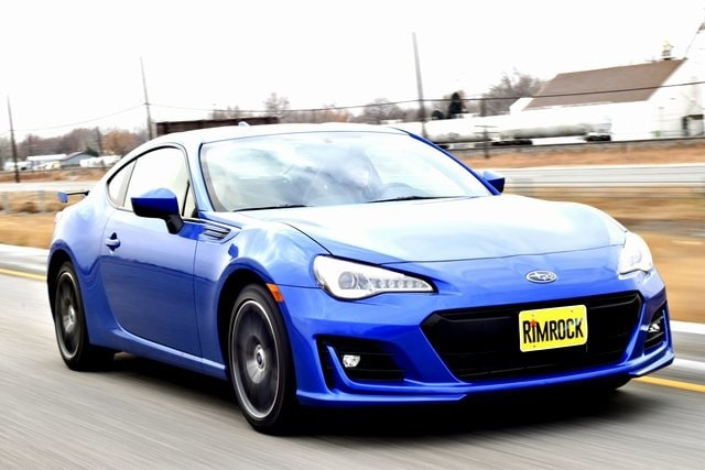 2019 Subaru BRZ Limited Coupe T19266