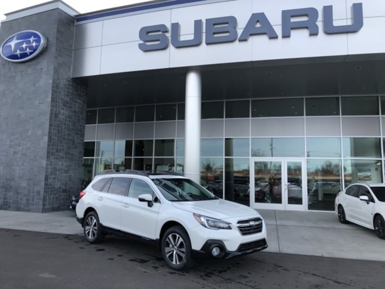 New 2019 Subaru Outback 2.5i Limited SUV T19478 in Billings MT
