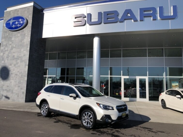 New 2019 Subaru Outback 2.5i Limited SUV T19189 in Billings MT
