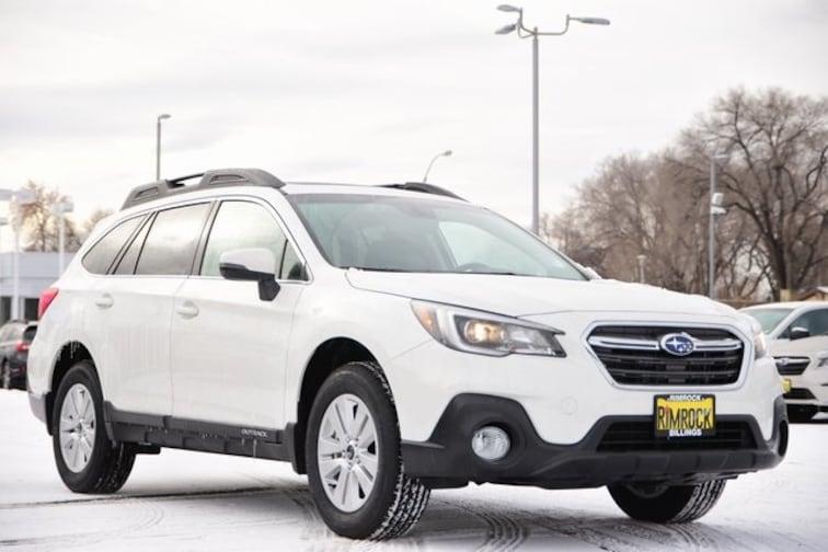 New 2019 Subaru Outback 2.5i Premium SUV T19330 in Billings MT