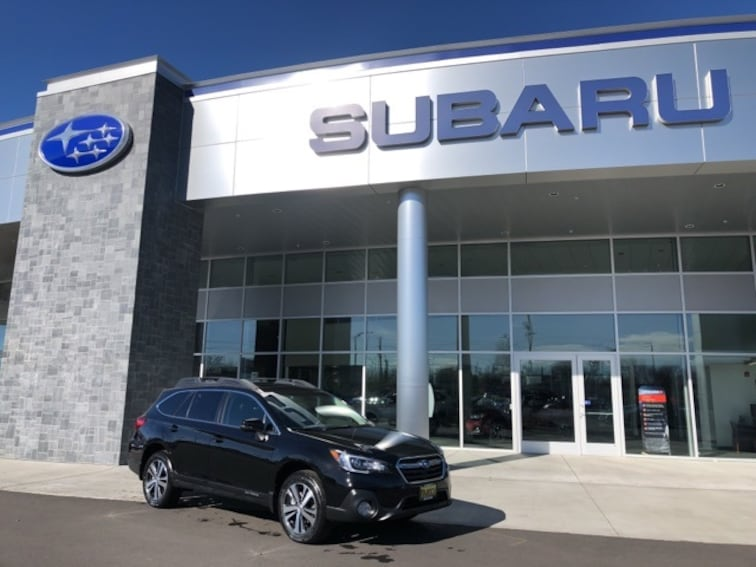 New 2019 Subaru Outback 3.6R Limited SUV T19512 in Billings MT