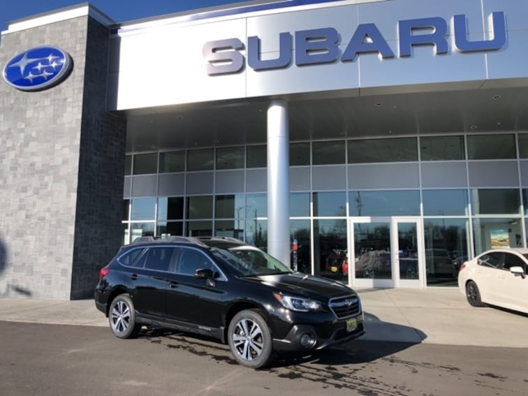 New 2019 Subaru Outback 2.5i Limited SUV T19427 in Billings MT