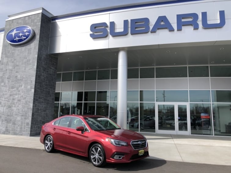 New 2019 Subaru Legacy 2.5i Limited Sedan T19483 in Billings MT