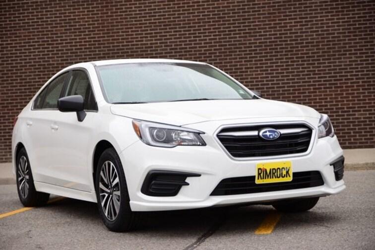 New 2019 Subaru Legacy 2.5i Sedan T19251 in Billings MT