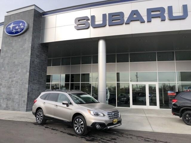 2017 Subaru Outback 2.5i SUV T19332A