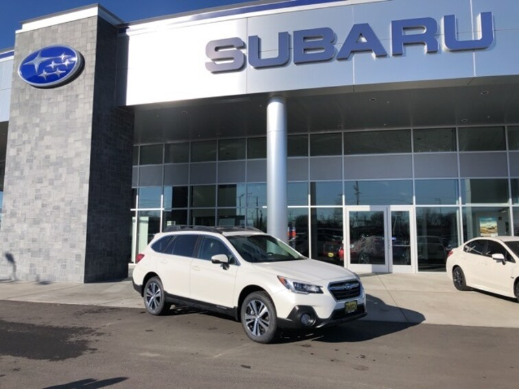New 2019 Subaru Outback 2.5i Limited SUV T19419 in Billings MT