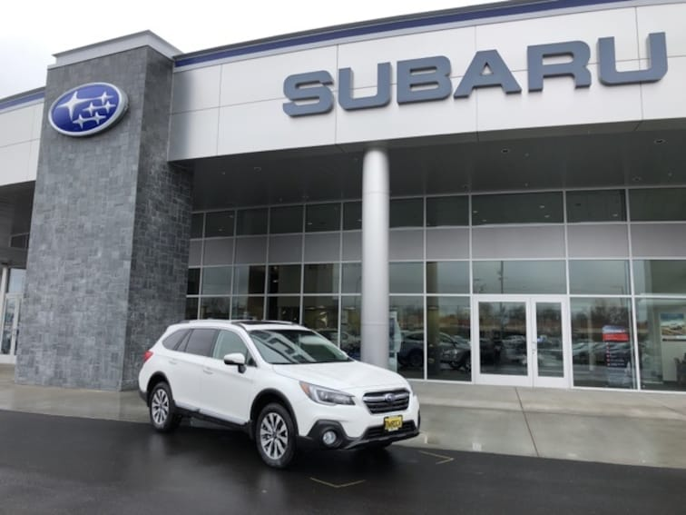 New 2019 Subaru Outback 2.5i Touring SUV T19505 in Billings MT