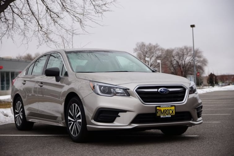 New 2019 Subaru Legacy 2.5i Sedan T19247 in Billings MT