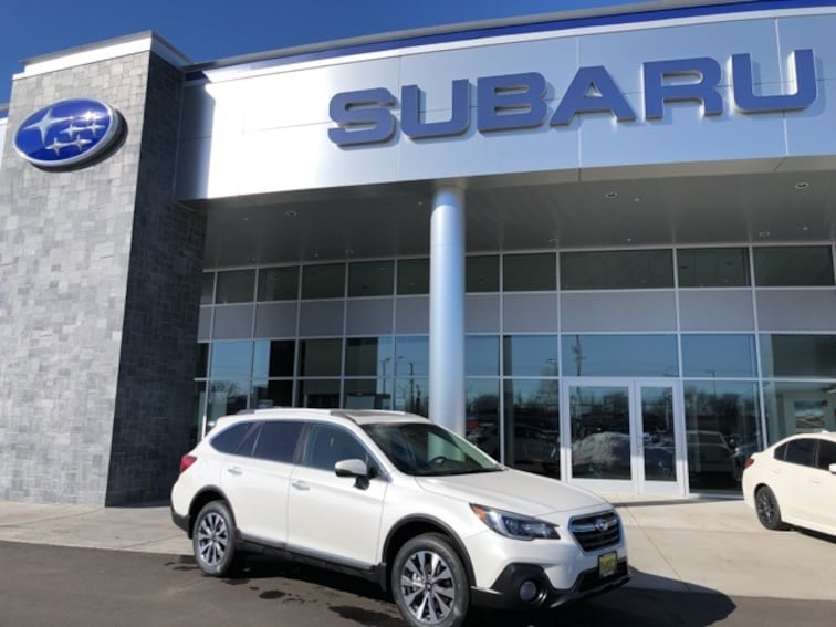 New 2019 Subaru Outback 2.5i Touring SUV T19476 in Billings MT