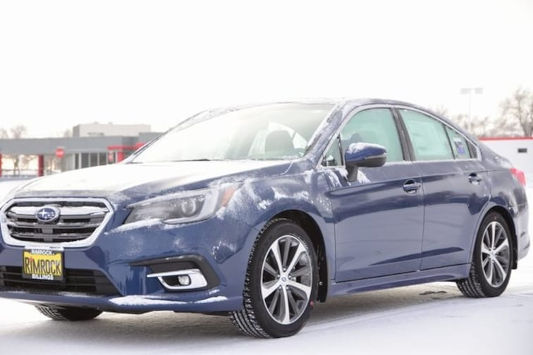 New 2019 Subaru Legacy 2.5i Limited Sedan T19260 in Billings MT
