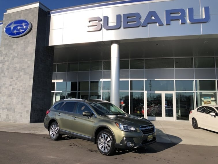 New 2019 Subaru Outback 2.5i Touring SUV T19467 in Billings MT