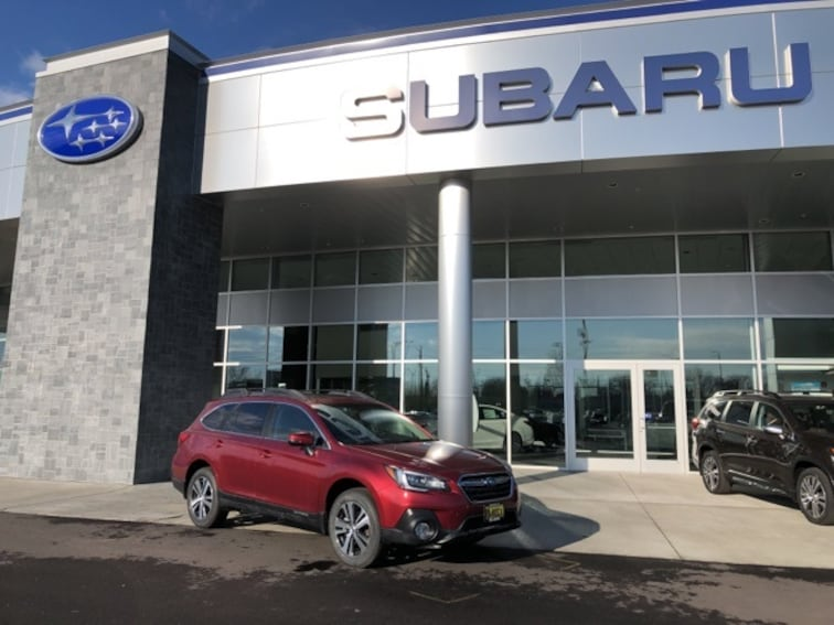 New 2019 Subaru Outback 3.6R Limited SUV T19428 in Billings MT