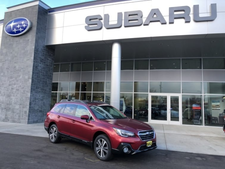 New 2019 Subaru Outback 2.5i Limited SUV T19486 in Billings MT