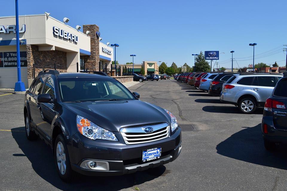 Rimrock Subaru