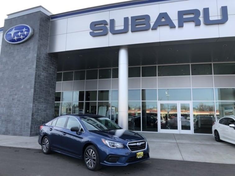 New 2019 Subaru Legacy 2.5i Sedan T19197 in Billings MT