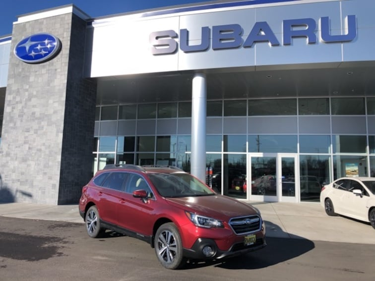 New 2019 Subaru Outback 2.5i Limited SUV T19417 in Billings MT