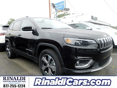 New 2019 Jeep Cherokee LIMITED 4X4 Sport Utility for sale in Shenandoah, PA