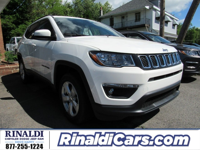New 2019 Jeep Compass LATITUDE 4X4 For Sale | Shenandoah PA | STK: 7K105