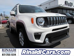 New 2019 Jeep Renegade LATITUDE 4X4 Sport Utility for sale in Shenandoah, PA