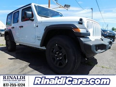 New 2018 Jeep Wrangler UNLIMITED SPORT 4X4 Sport Utility for sale in Shenandoah, PA