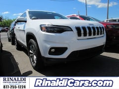 New 2019 Jeep Cherokee LATITUDE PLUS 4X4 Sport Utility for sale in Shenandoah, PA
